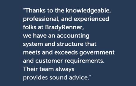 Case Study: Trinity Technology Partners | BradyRenner CPAs